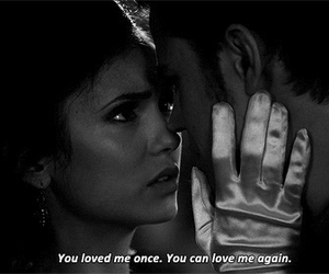 love, quotes, and the vampire diaries image