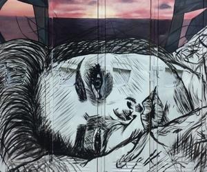 art, draw, and beautiful image