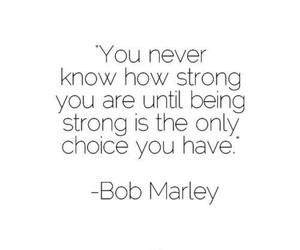 be strong and bobmarley image