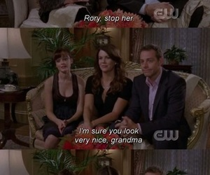 connecticut, funny, and gilmore girls image