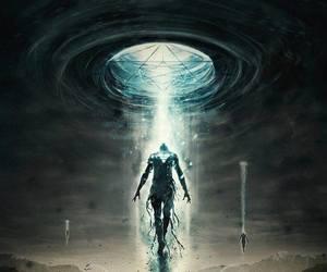 aliens, zombie, and apocalips image