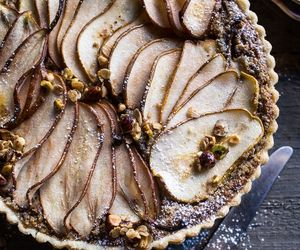 food, pie, and pretty image