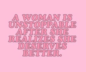pink, woman, and quotes image