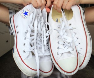 converse, inspire, and shoes image