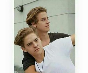 cole sprouse, twins, and dylan sprouse image
