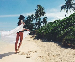 beach, girly, and inspiration image