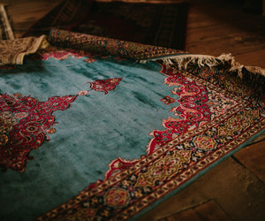floorboards, interiors, and rug image