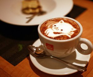 coffee and wooow ♥ image