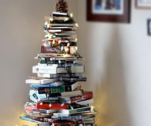 book, christmas, and pinterest image