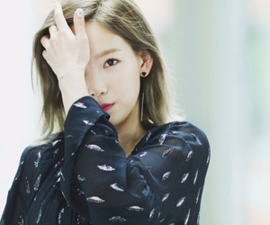 taeyeon, snsd, and cute image