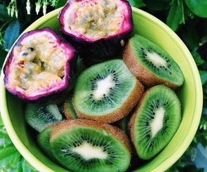 fruit, tropical, and food image