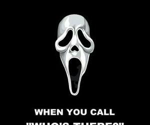 funny, tv series, and scream movie image