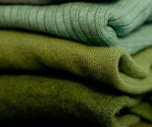green, sweater, and aesthetic image