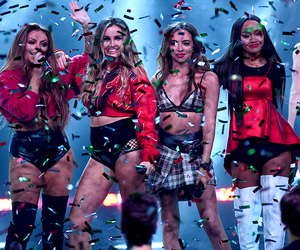 jesy nelson, perrie edwards, and little mix image