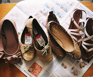 shoes, vintage, and sandals image