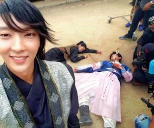 moon lovers, baekhyun, and kpop image