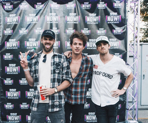 charlie puth, bae, and singer image
