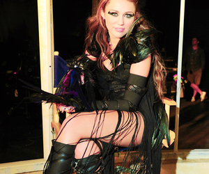 miley cyrus, miley, and cant be tamed image