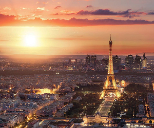 beautiful, france, and parisan image