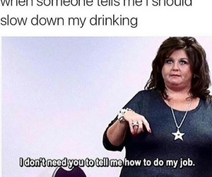 funny, tumblr, and dance moms image