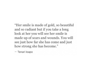 beautiful, girl, and quotes image