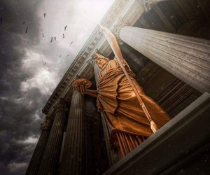 architecture, athena, and Greece image