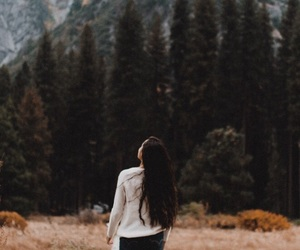 discover, girl, and travel image