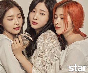 DIA, mbk, and kpop image