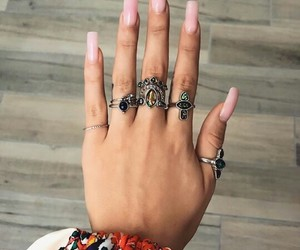 accesories, inspiration, and nails image