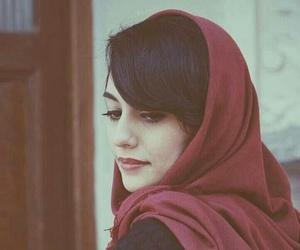 hijab, حجاب, and محجبات كيوت image