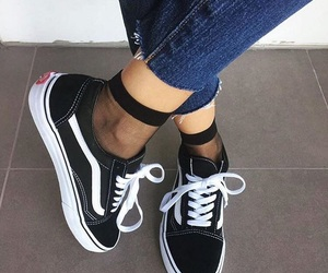 grunge, style, and vans image
