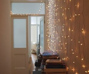 light, book, and room image