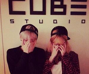 hyuna, hyunseung, and kpop image