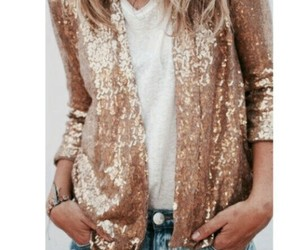 fashion, style, and sequins image