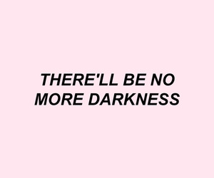 Darkness, pastel, and pink image
