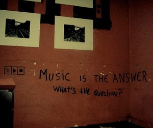 music, quotes, and answer image