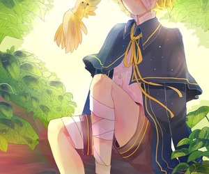 vocaloid, oliver, and anime boy image