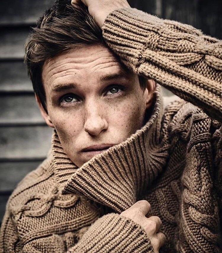 eddie redmayne, handsome, and Hot image