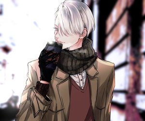 anime, yuri on ice, and victor image