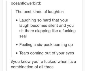 funny, laughter, and tumblr image