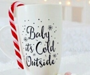 christmas, december, and snowballs image