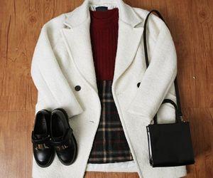 korean fashion, clothes, and korean image