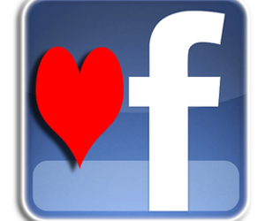 fb and ♥(: image
