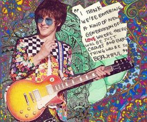 love, andrew vanwyngarden, and girl image