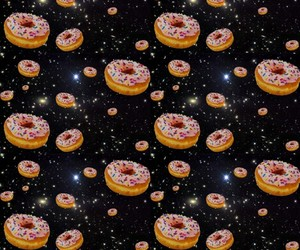 donuts, universe, and foid image