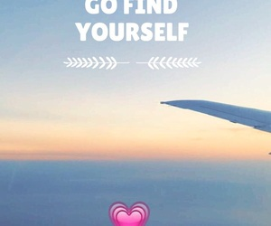 find, happiness, and sky image
