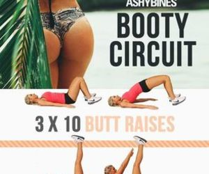 workout, circuit, and fitness image