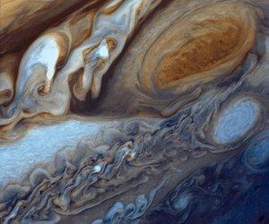 beautiful, jupiter, and storm image