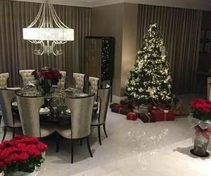 christmas, luxury, and home image
