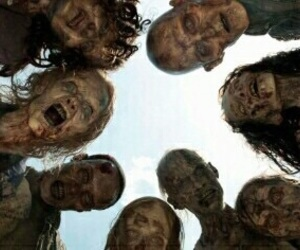 zombies, the walking dead, and twd image